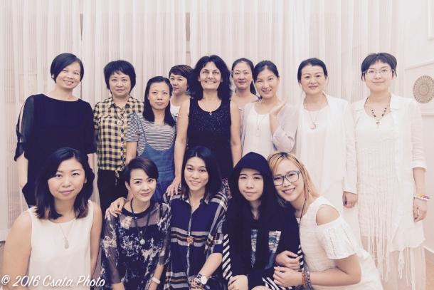 SSC Class in Shenzhen autumn 2016