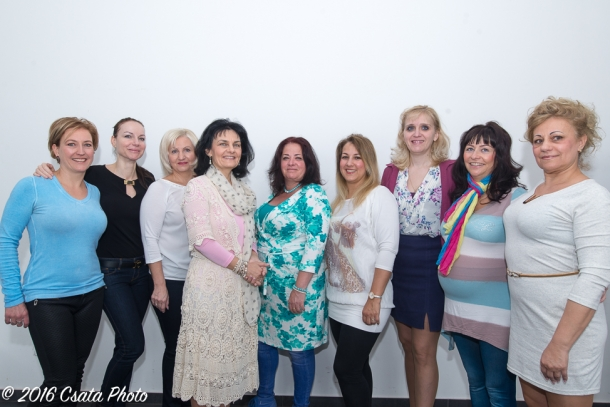 SuperConscious Self-Coaching™ class in Budapest 2016 April